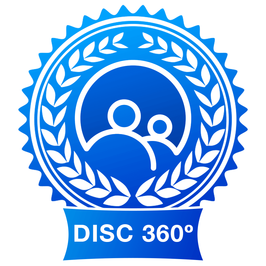 DISC 360 assessment badge