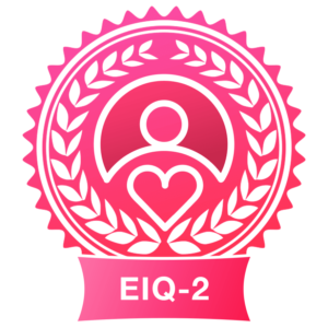 EIQ-2 assessment badge
