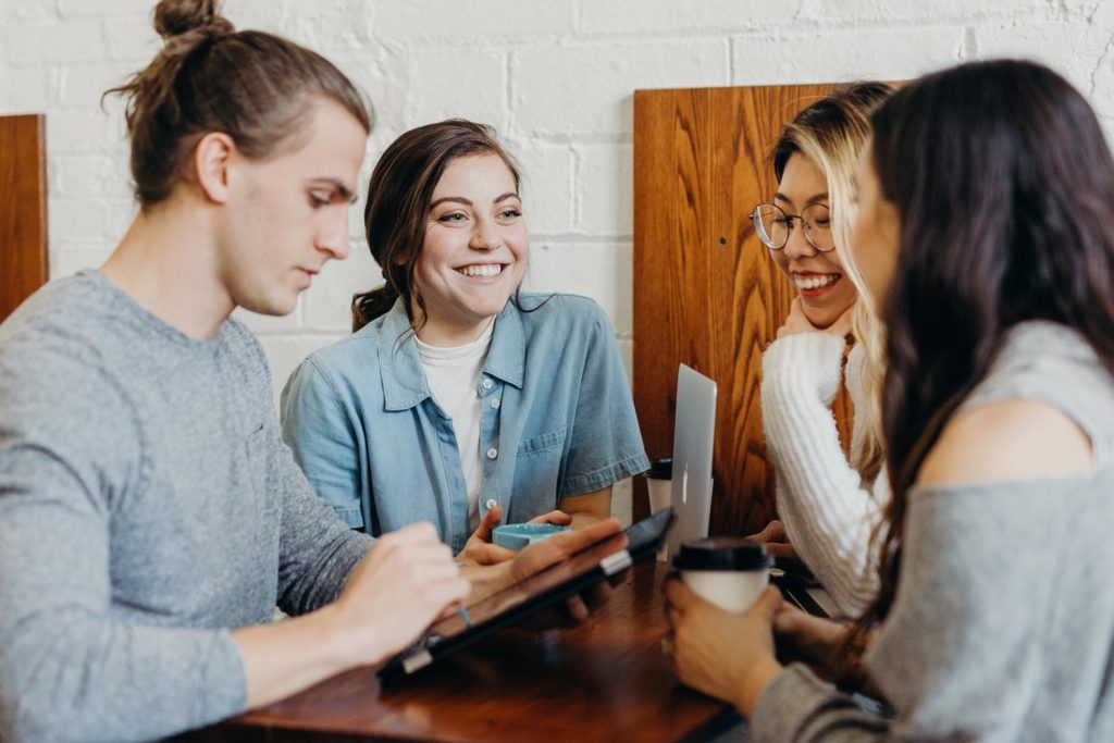The Four Behavioural Styles - SUMMARY OF BEHAVIOURS